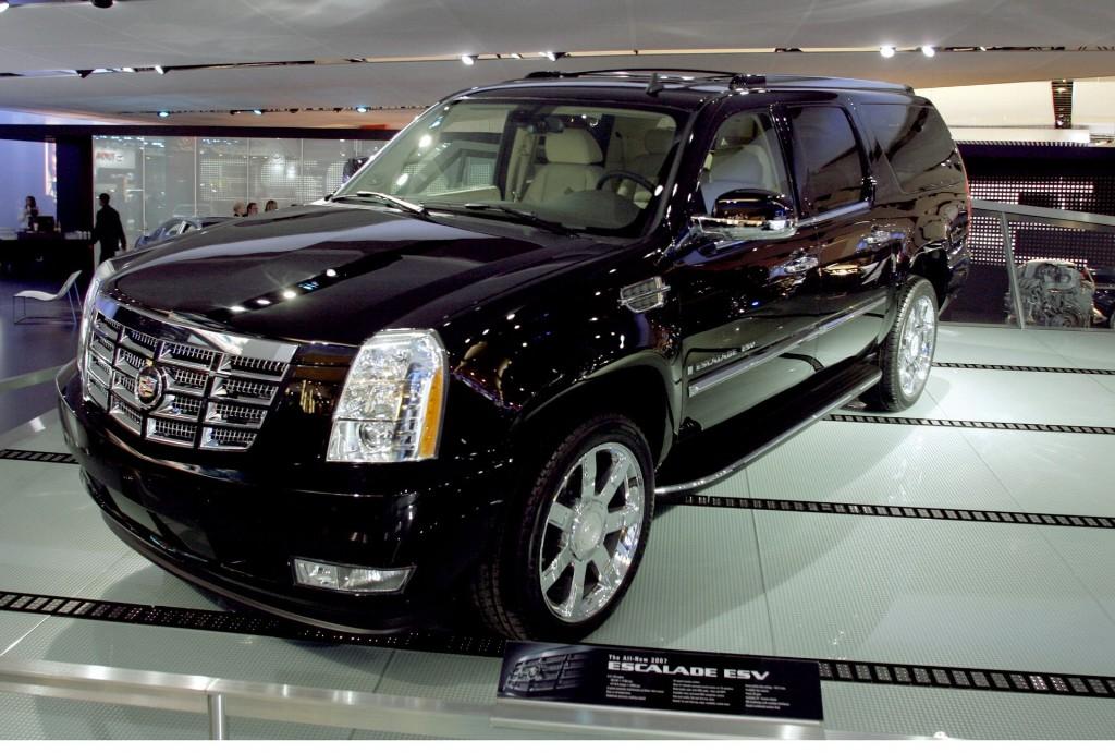 2007 Cadillac Escalade Esv Image 16