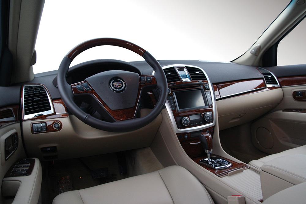 2007 Cadillac Srx Image 14