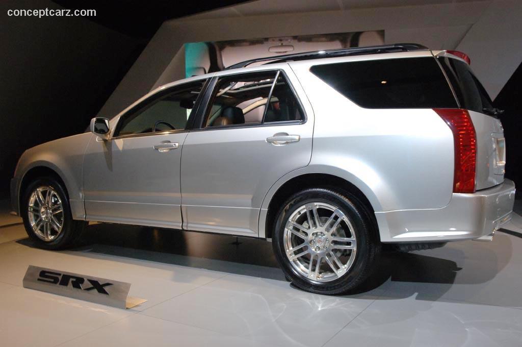 2007 Cadillac Srx Image 13