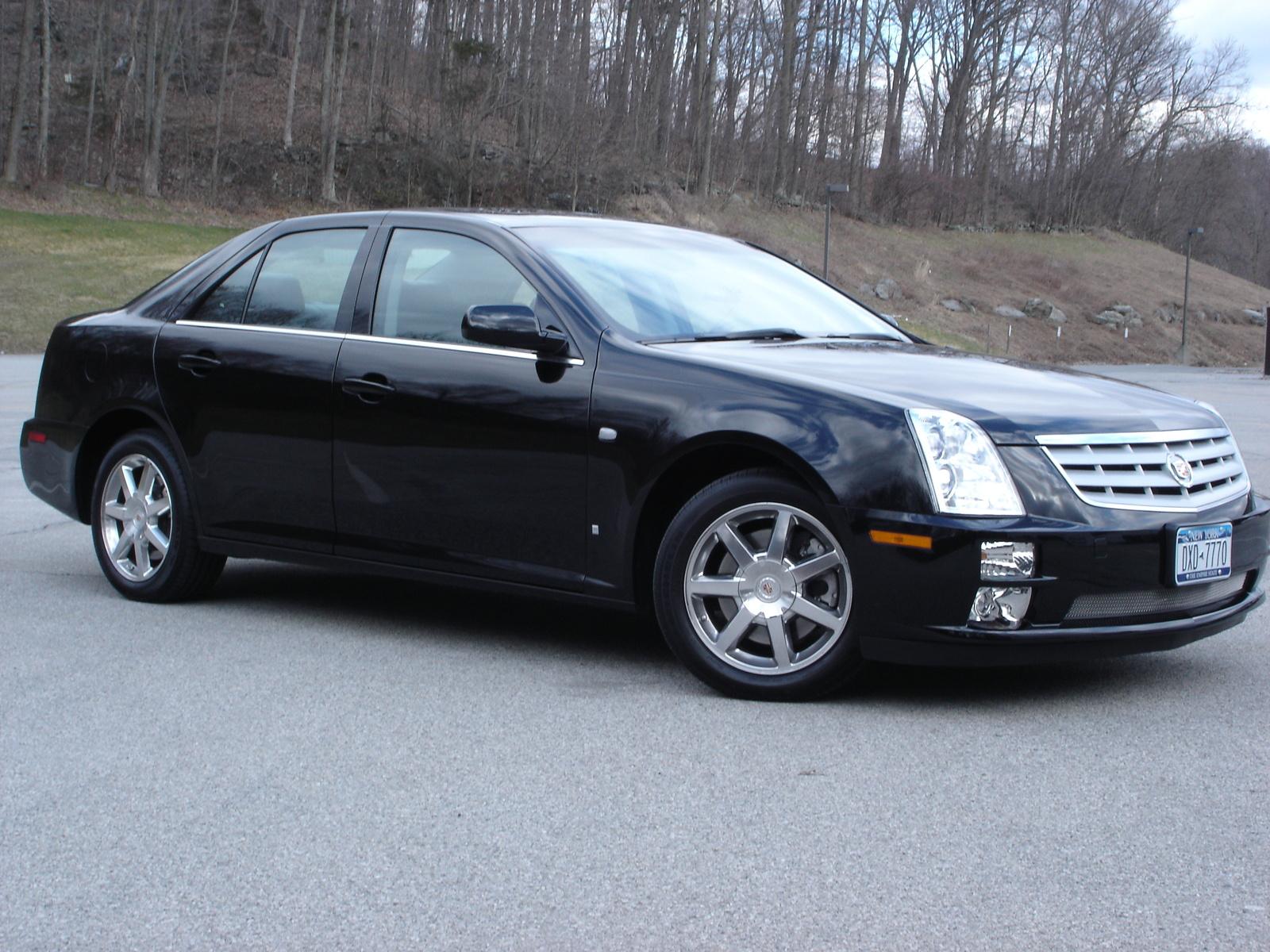 2007 Cadillac Sts Image 17