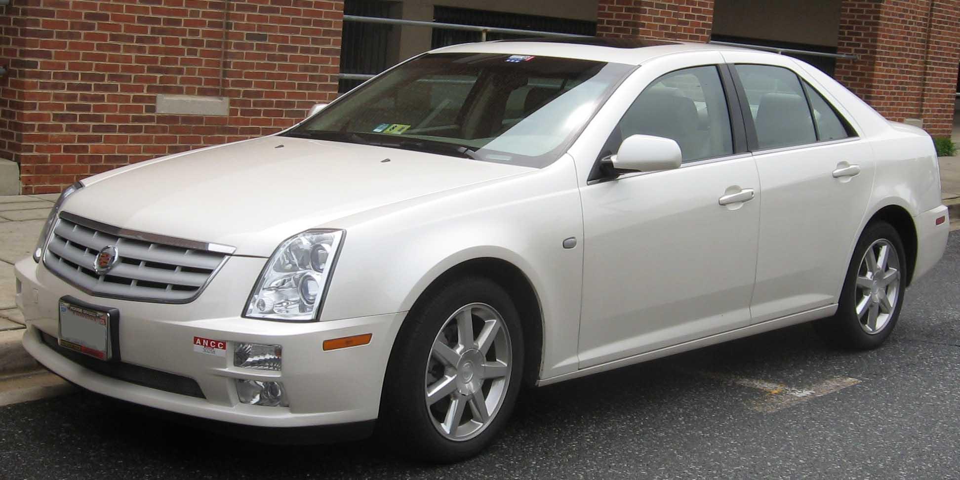 2007 Cadillac Sts Image 13