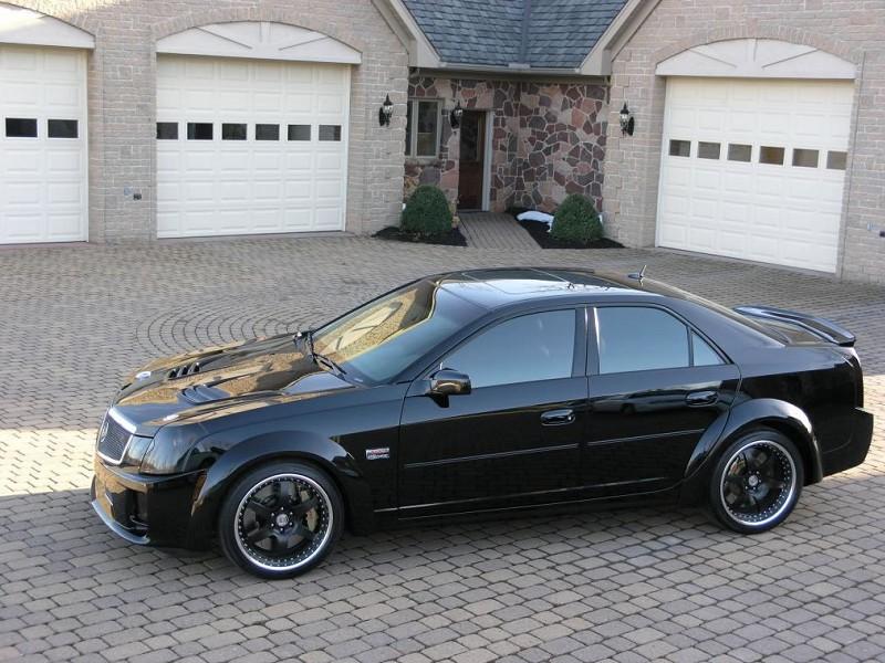 2007 Cadillac Sts V Image 8