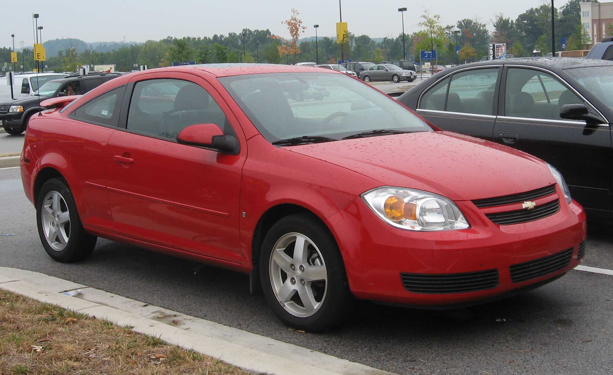 2007 Chevrolet Cobalt Information And Photos Zombiedrive Chevy Silverado Fuse Box 17