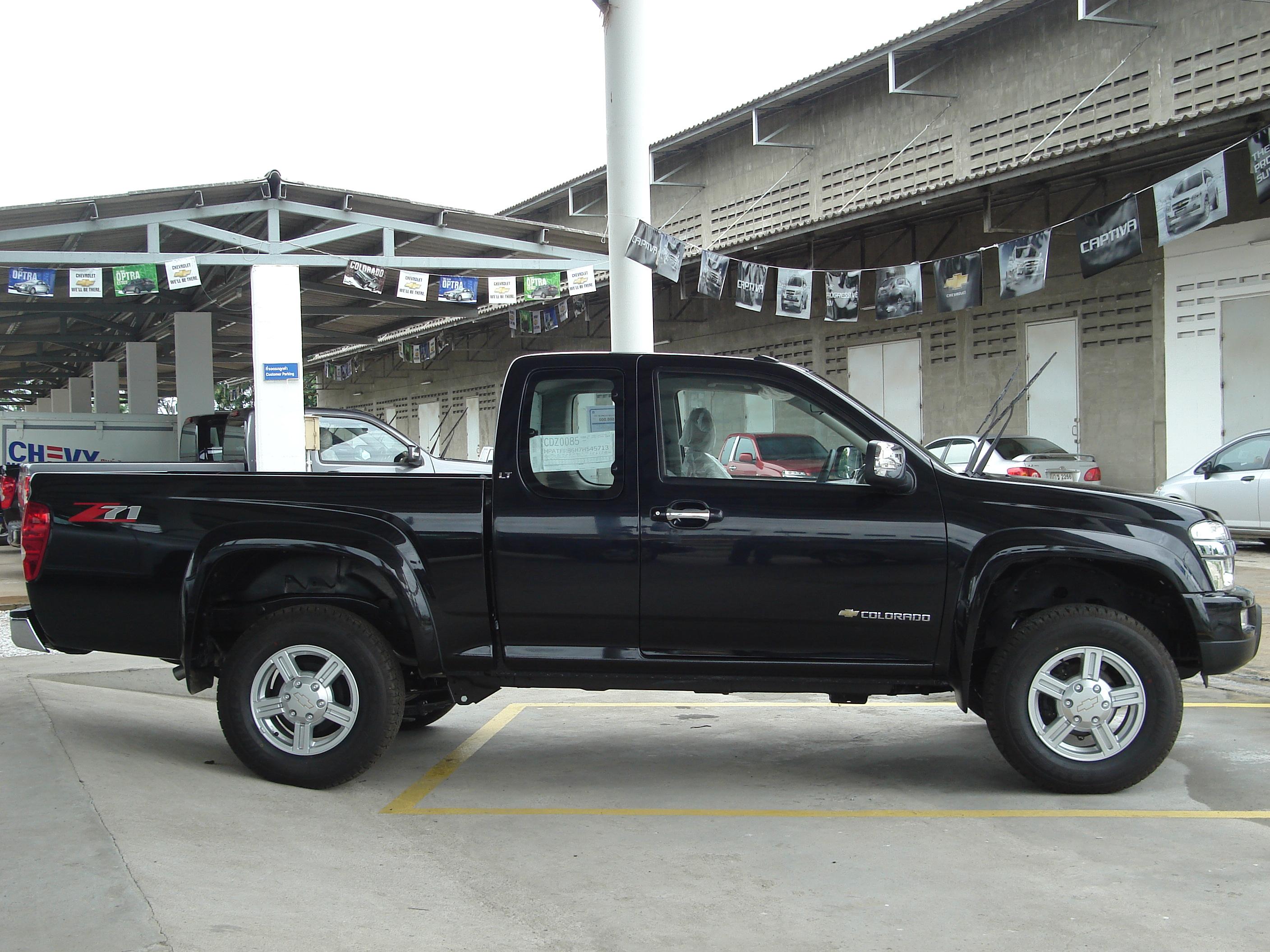 2007 chevrolet colorado 17 chevrolet colorado 17