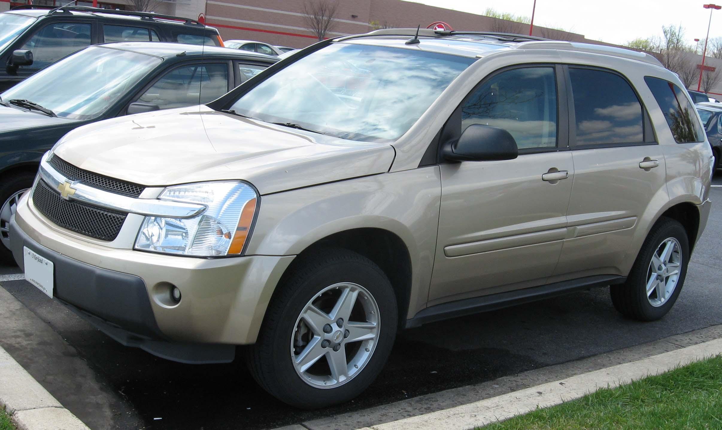 2007 Chevrolet Equinox 10