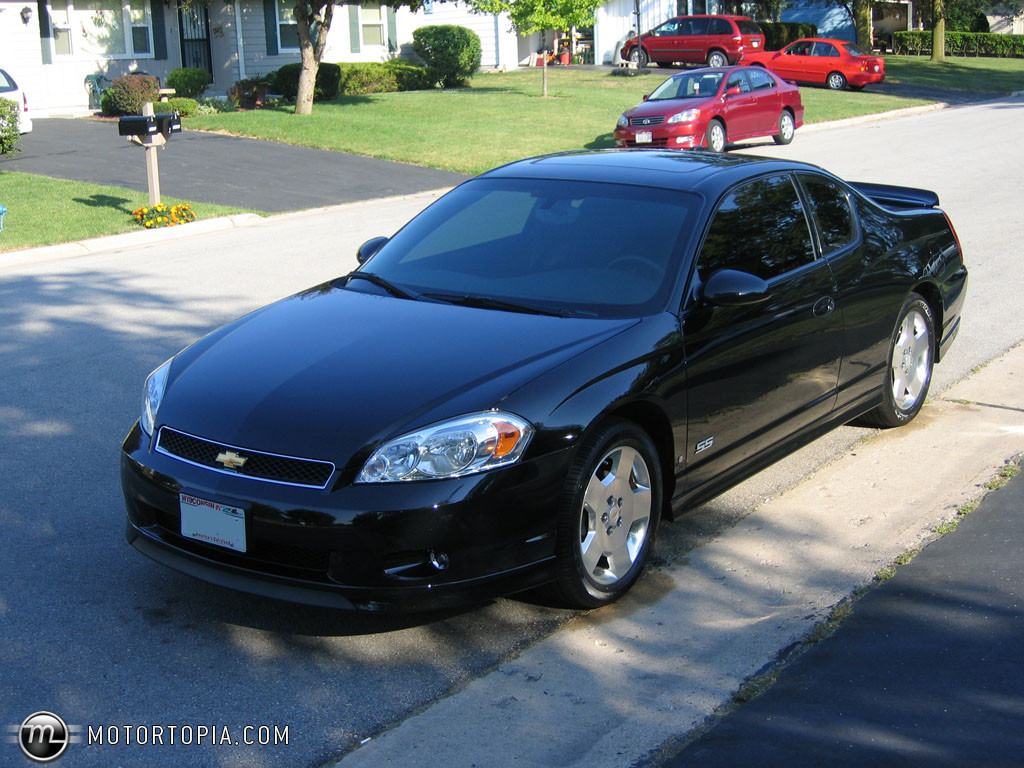 2007 Chevrolet Monte Carlo 19