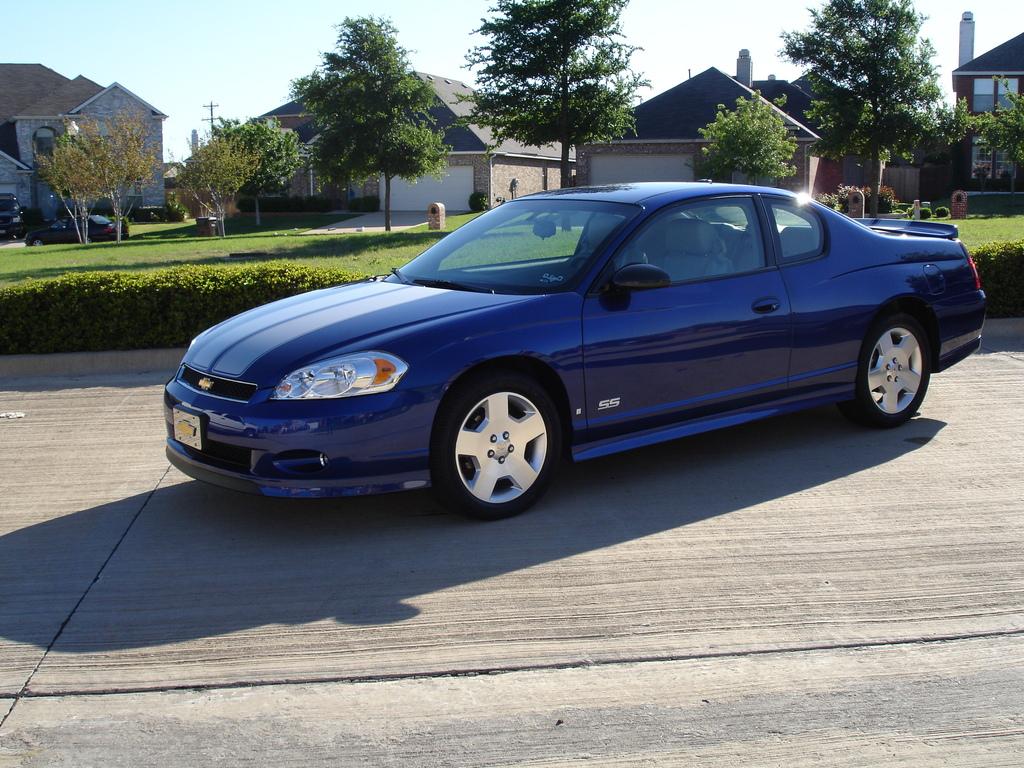 2007 Chevrolet Monte Carlo 12
