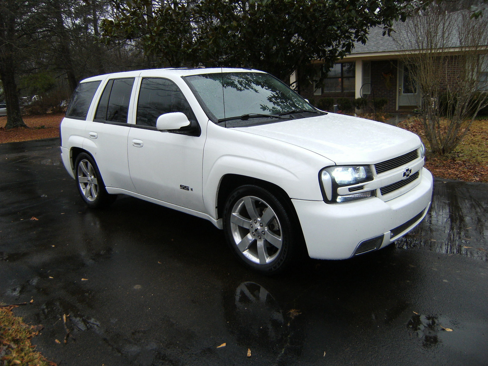 Chevrolet TrailBlazer #14