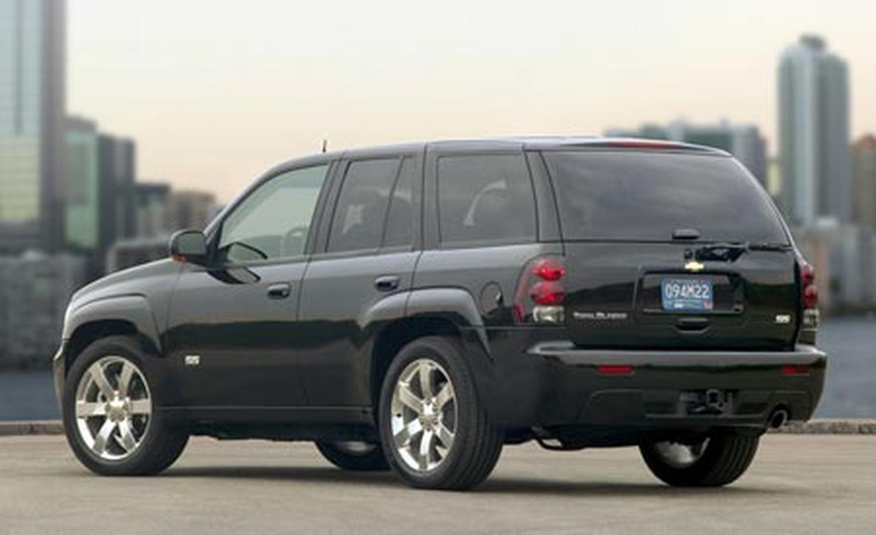 Chevrolet TrailBlazer #13