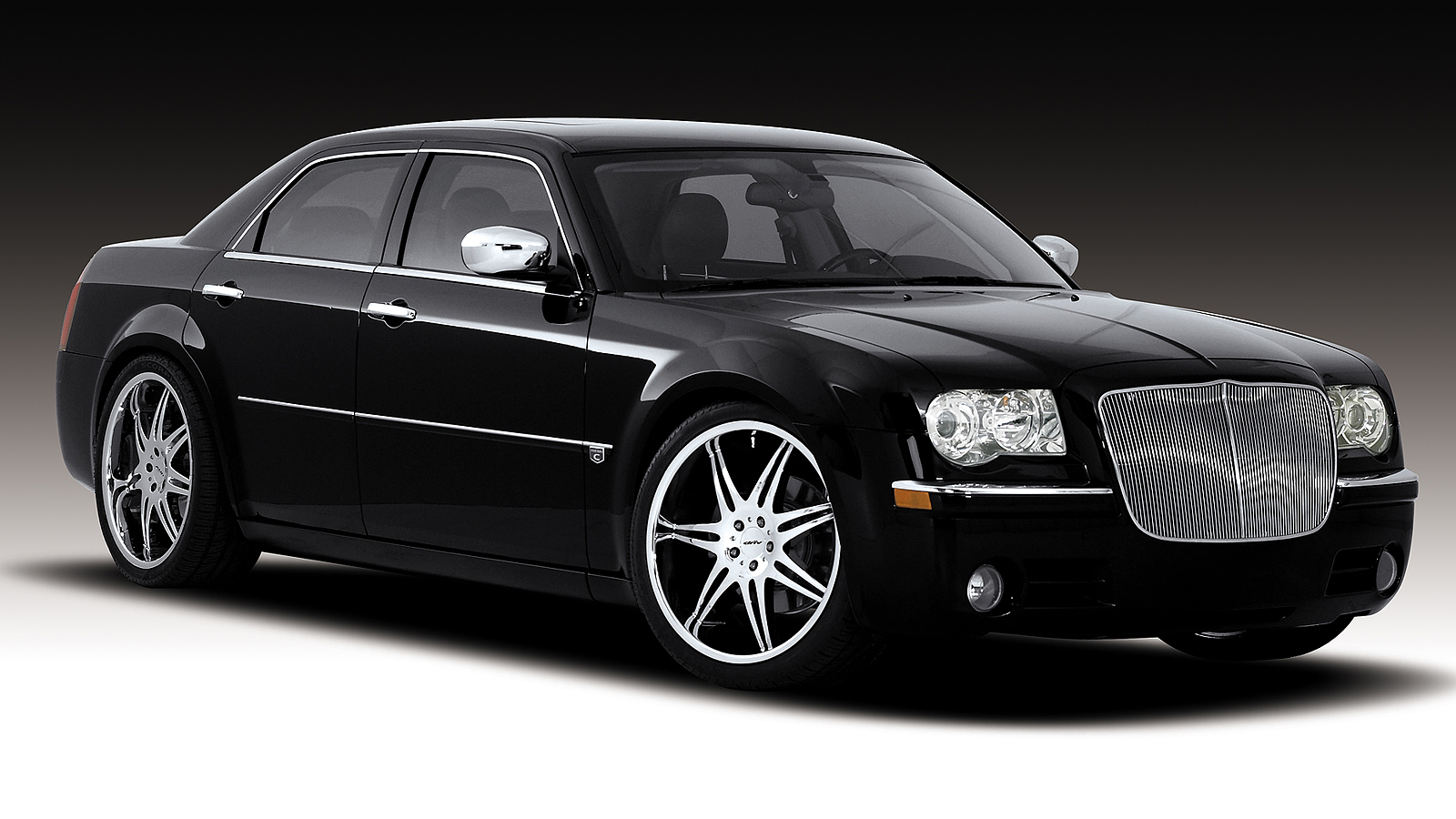 2007 chrysler 300 image 14. Black Bedroom Furniture Sets. Home Design Ideas