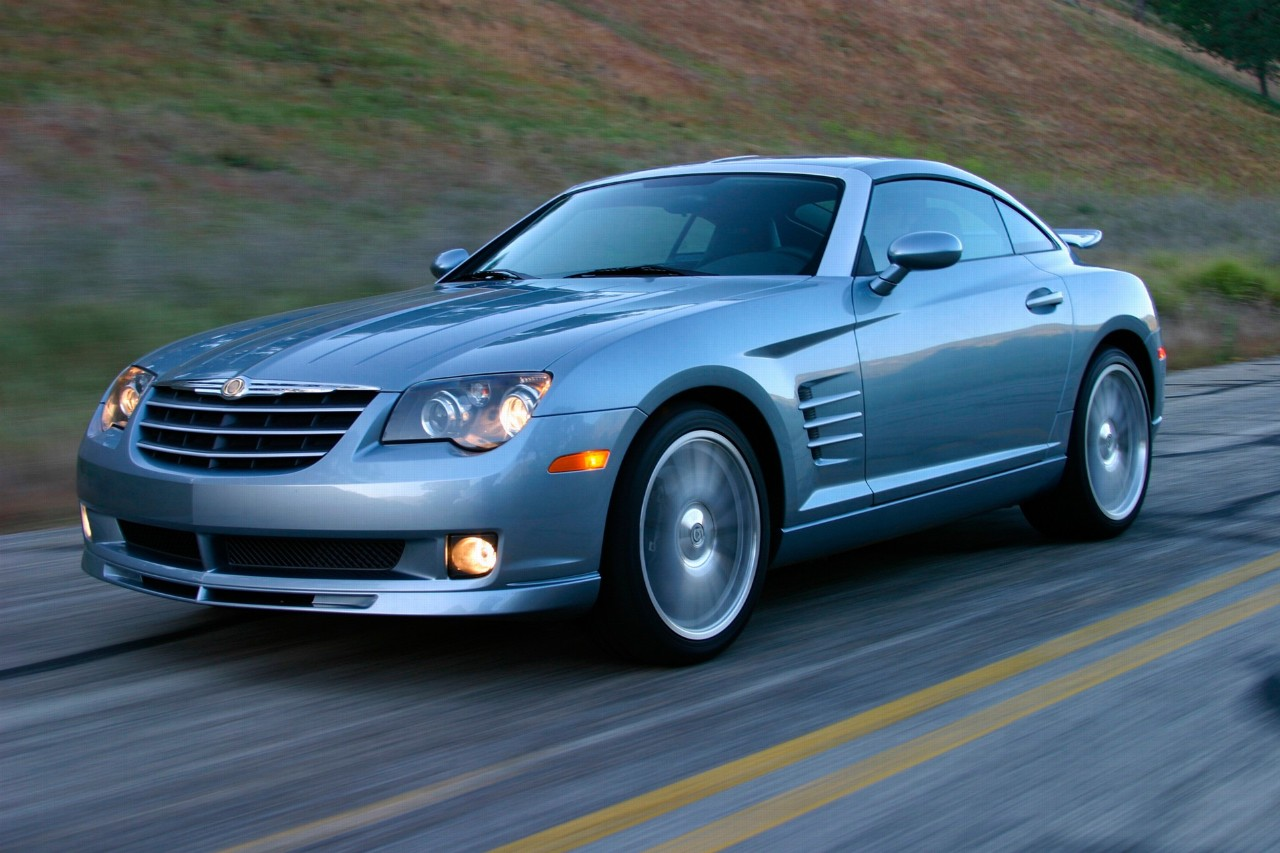 chrysler 2007 chrysler crossfire 2007 chrysler crossfire image 13