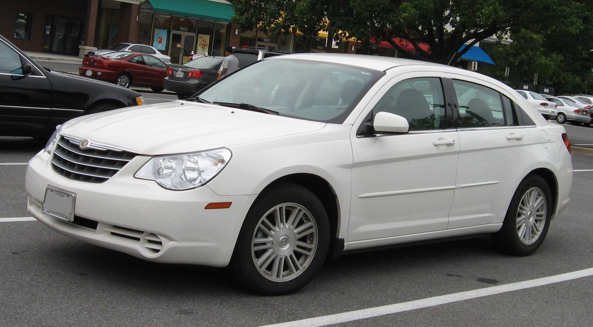 Chrysler >> 2007 CHRYSLER SEBRING - Image #12