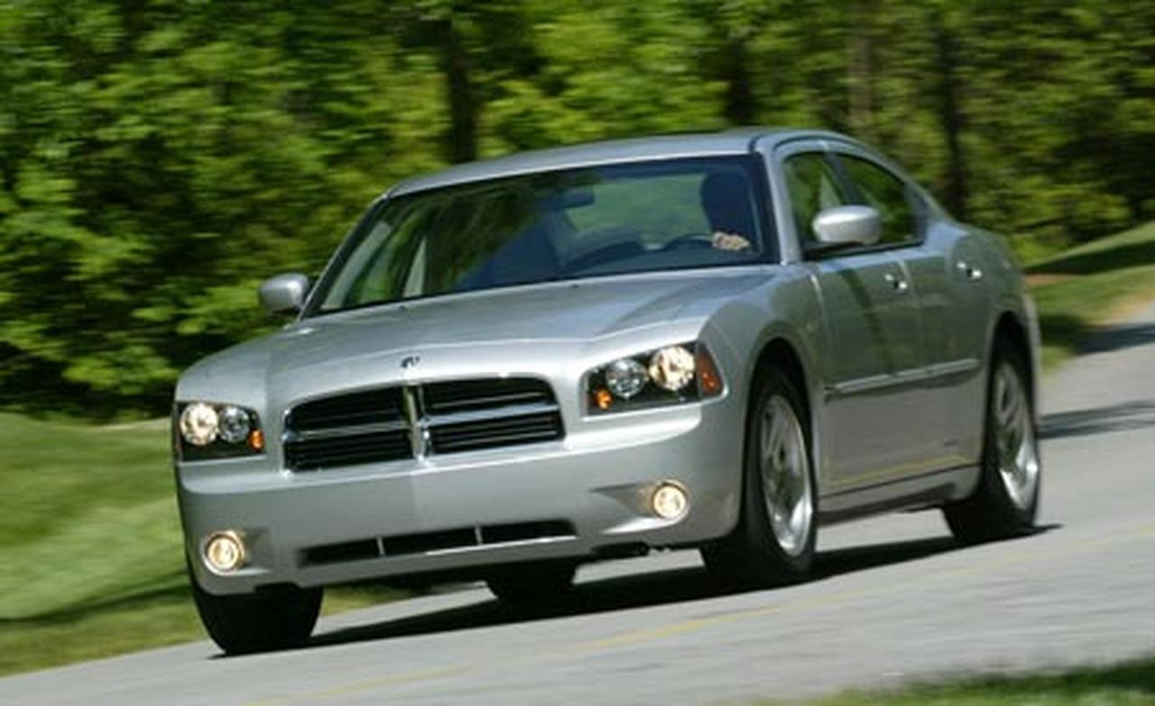 2007 Dodge Charger - Information and photos - Zomb Drive