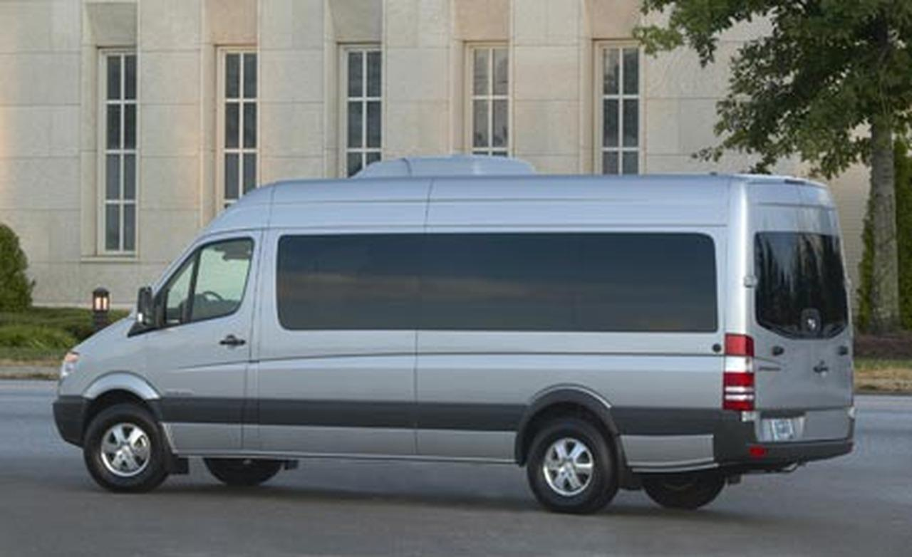2007 dodge sprinter information and photos zombiedrive