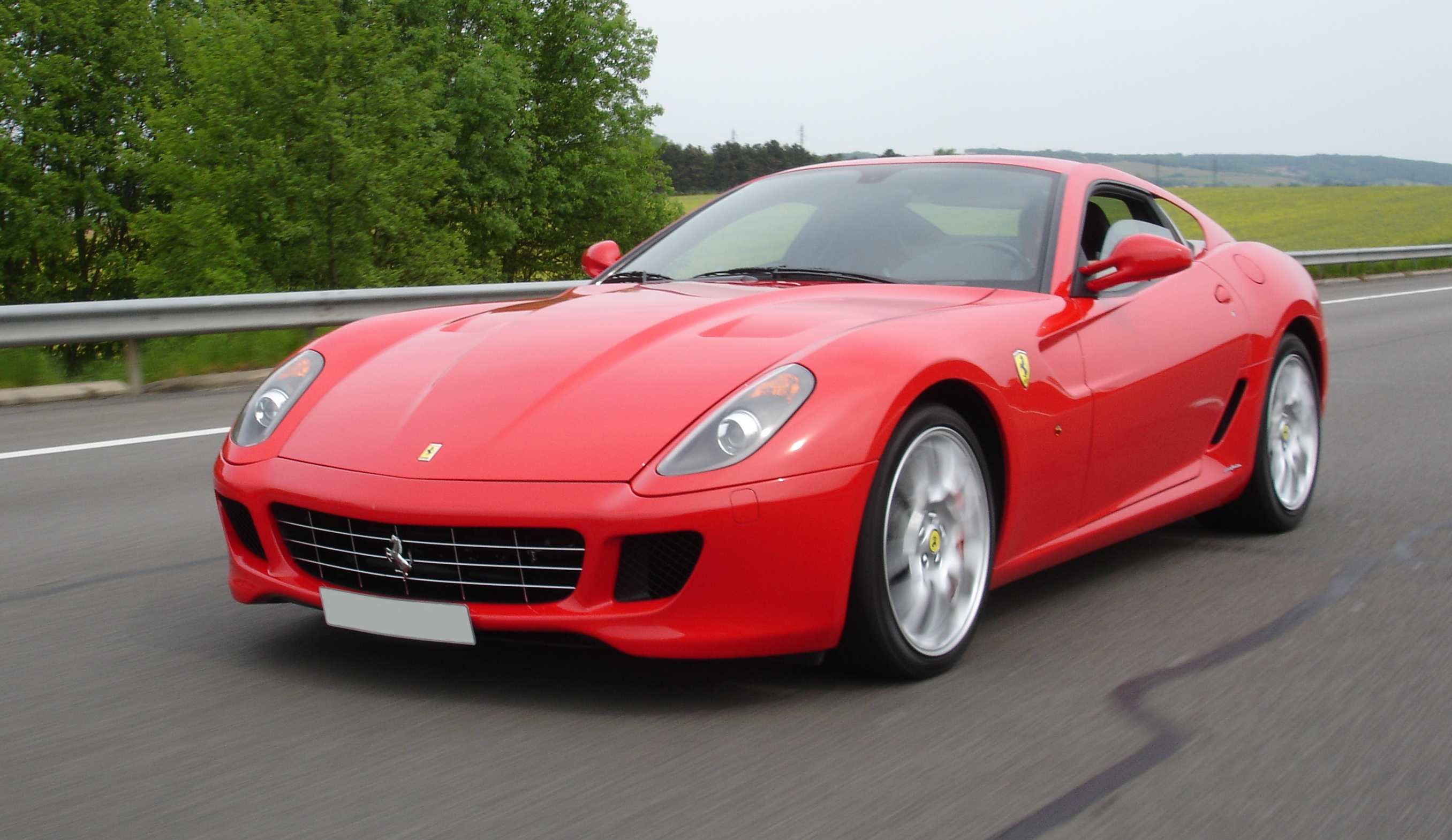 From California, AdamCalifornia reporting about the Ferrari California