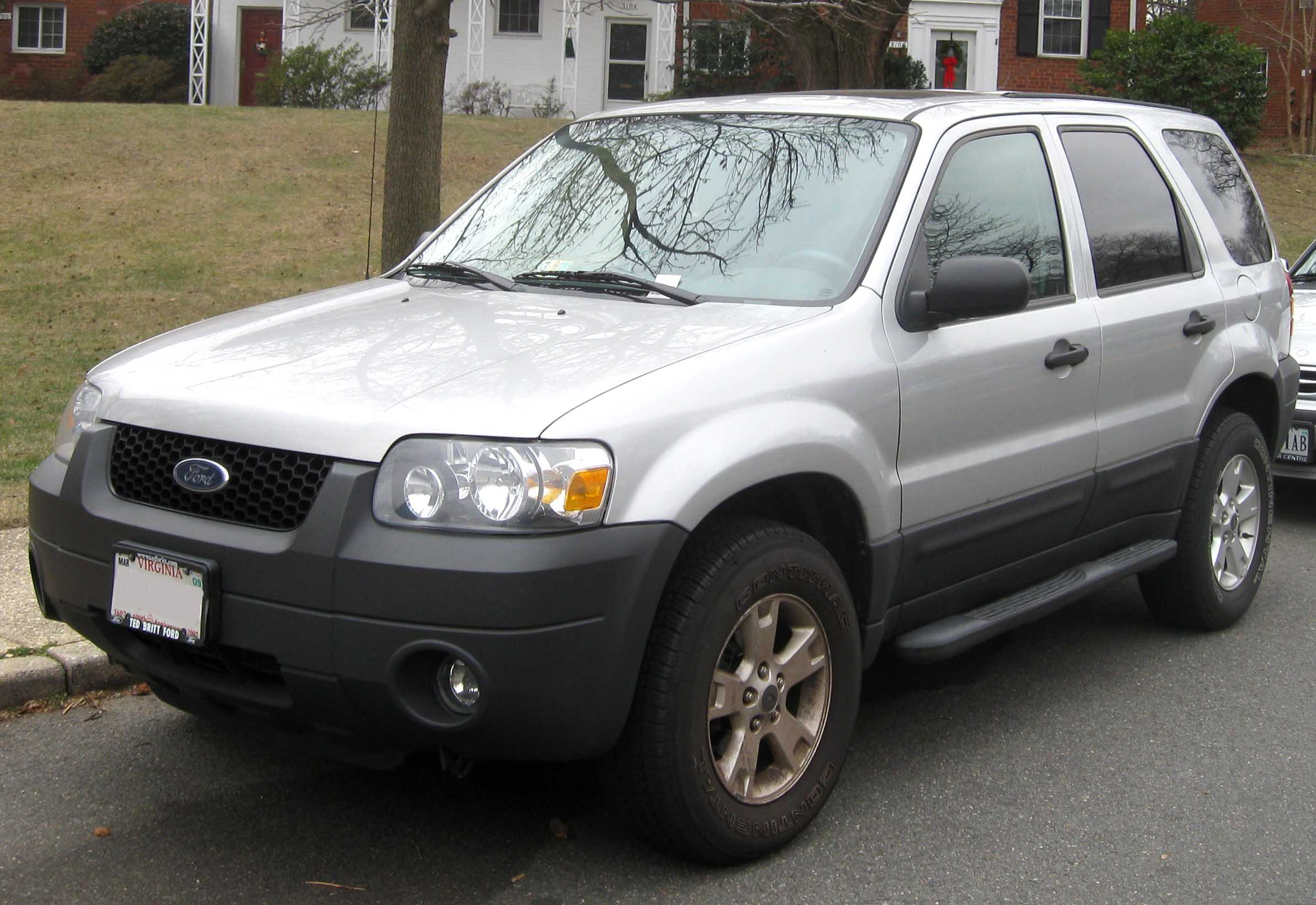 2007 ford escape image 15