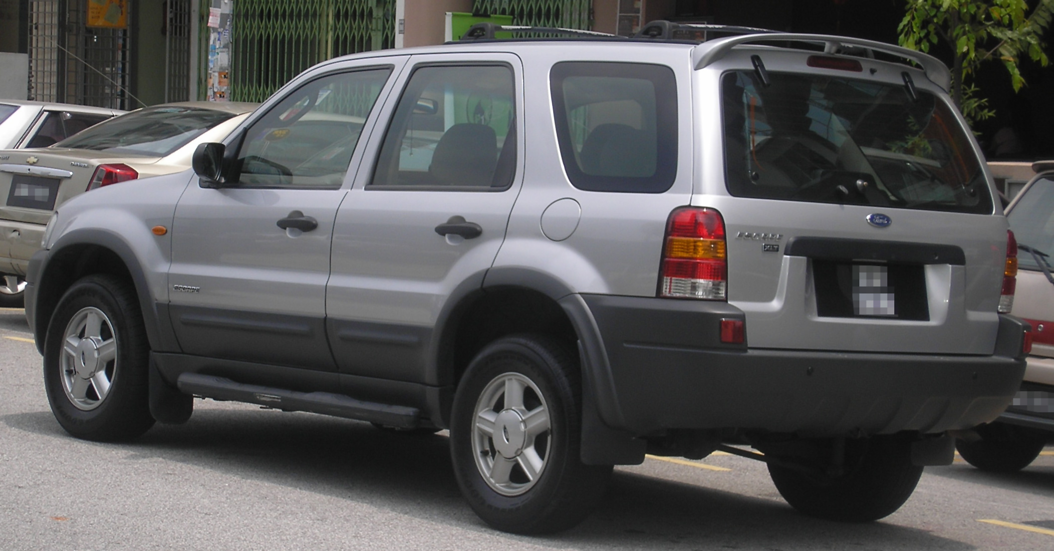 Ford Escape #17