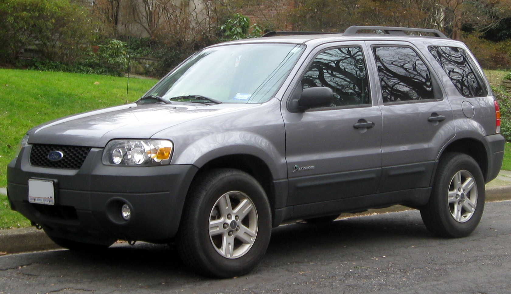 2007 ford escape image 13