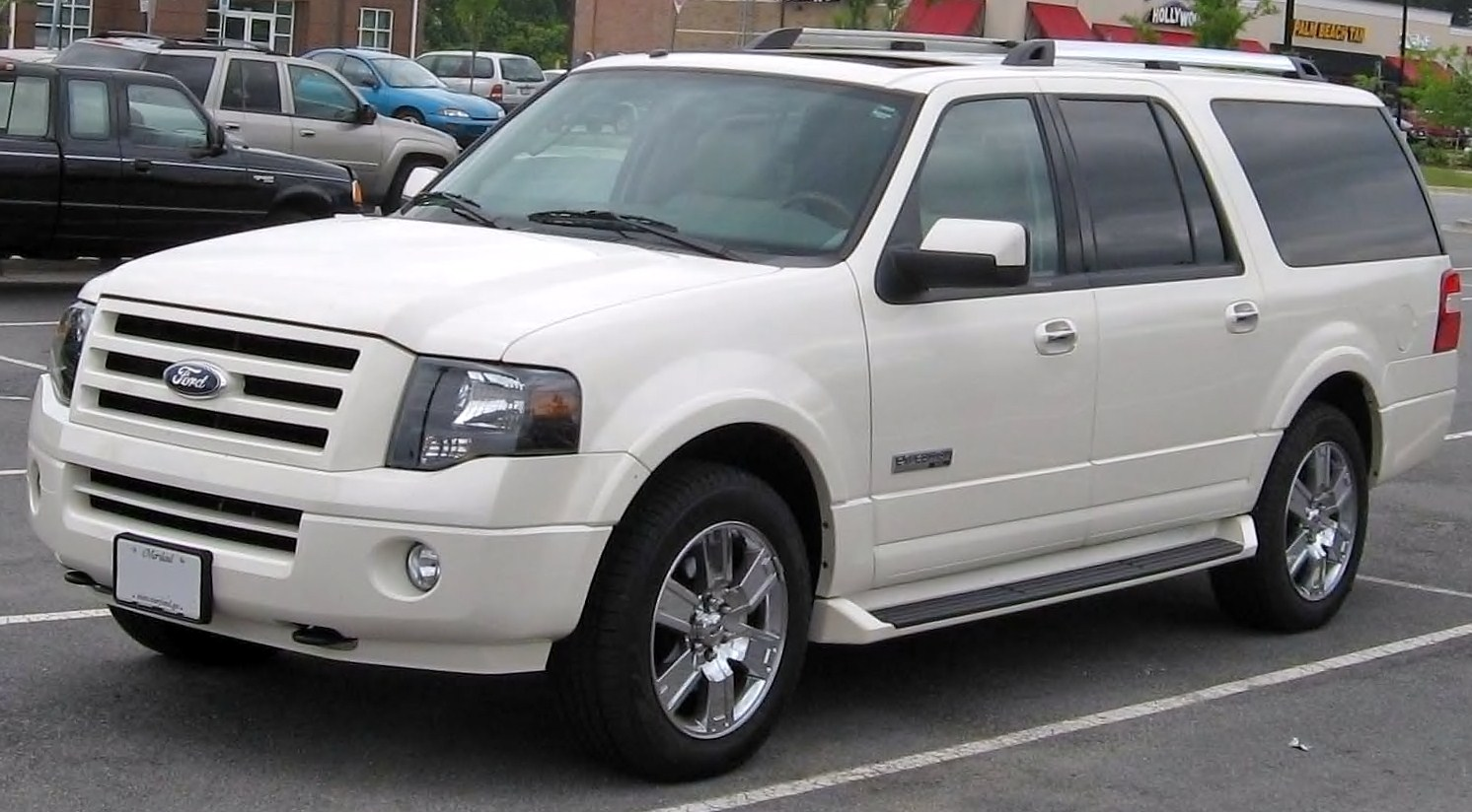 Ford Expedition EL #18