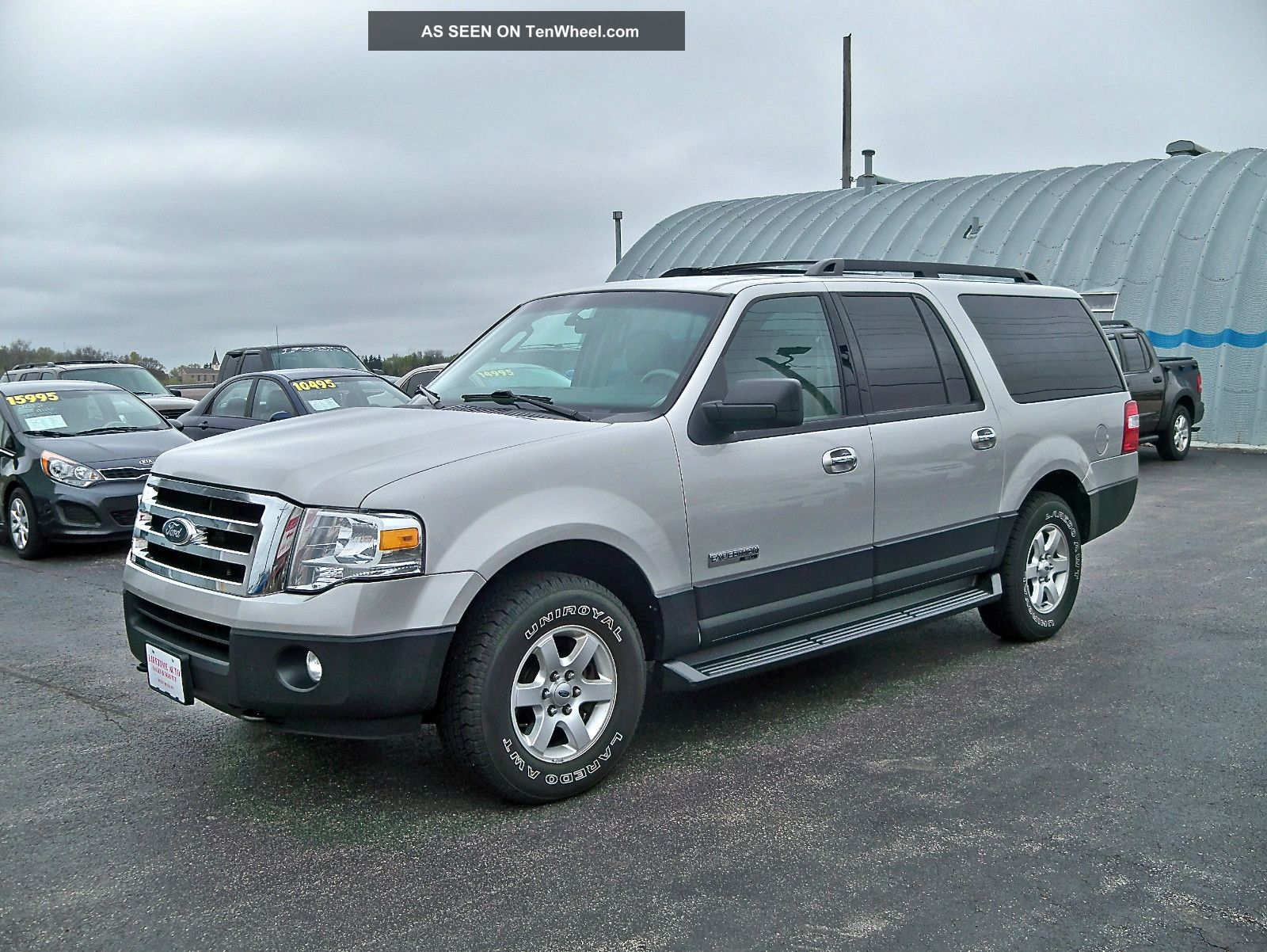 2007 ford expedition el image 12