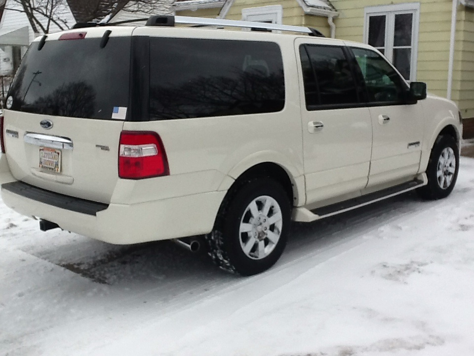 Ford Expedition El >> 2007 FORD EXPEDITION EL - Image #19