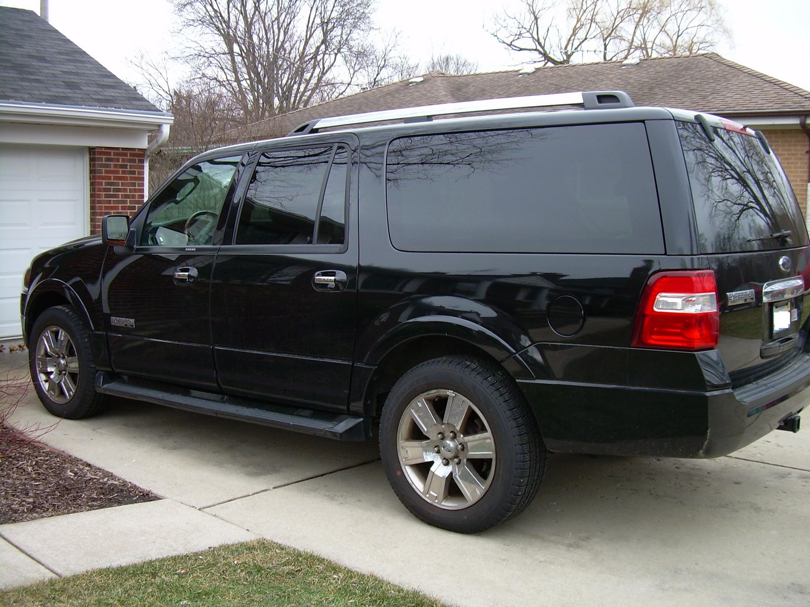 2007 Ford Expedition El Image 17