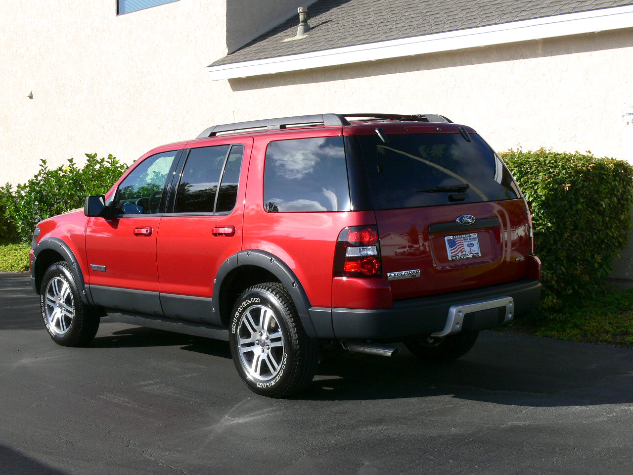 2007 FORD EXPLORER - Image #13