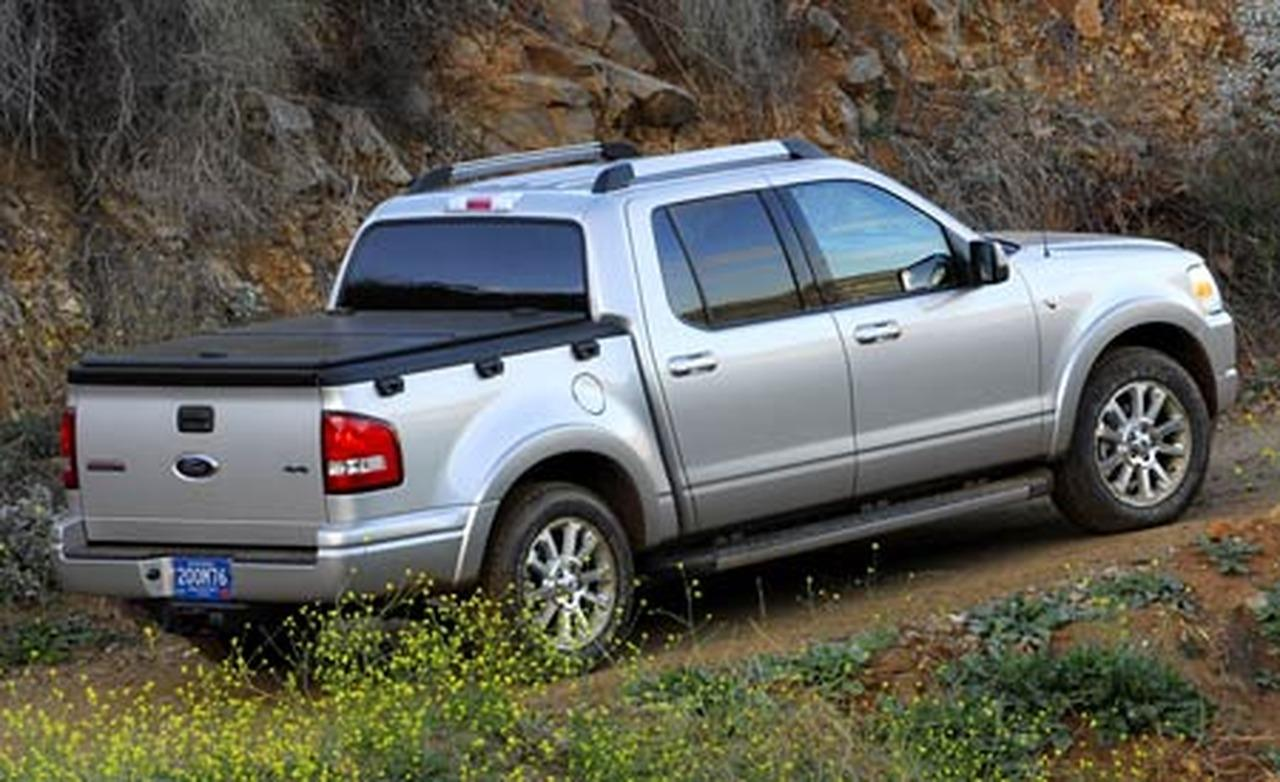 Ford Explorer Sport Trac #4