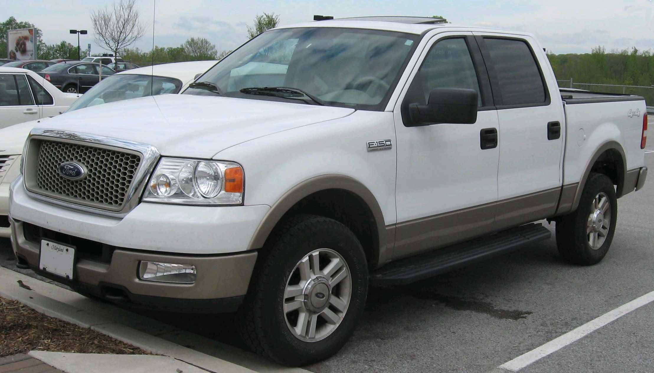 Ford F-150 #29
