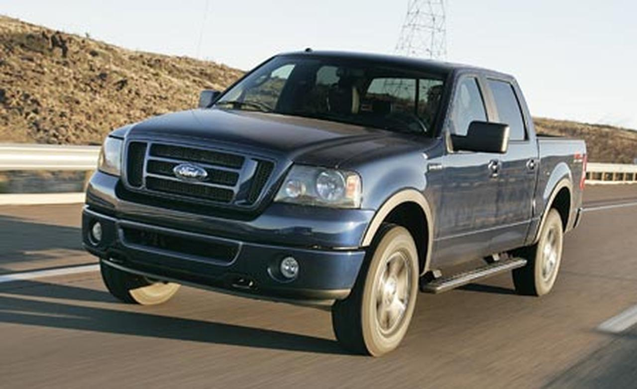 Ford F-150 #27