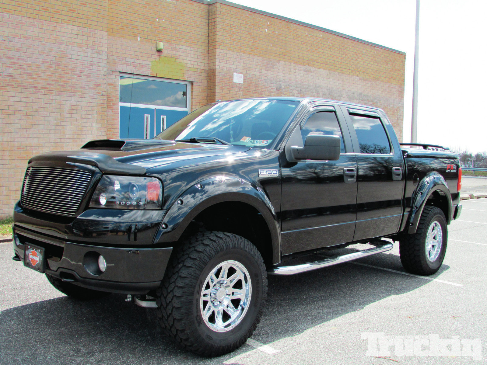Ford F-150 #23