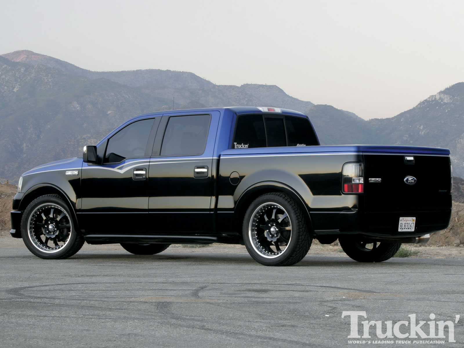 Ford F-150 #24