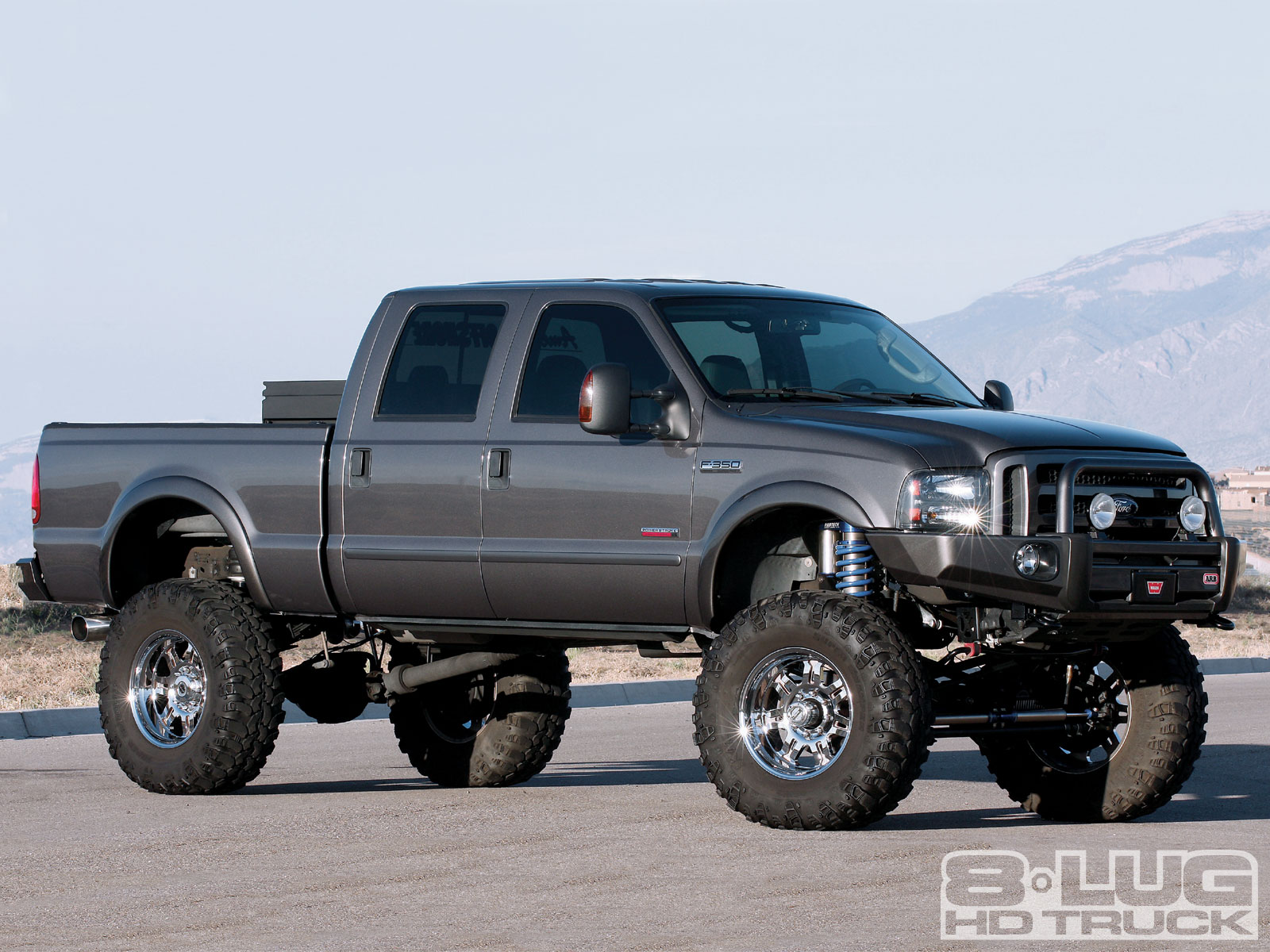 Ford F-350 Super Duty #11