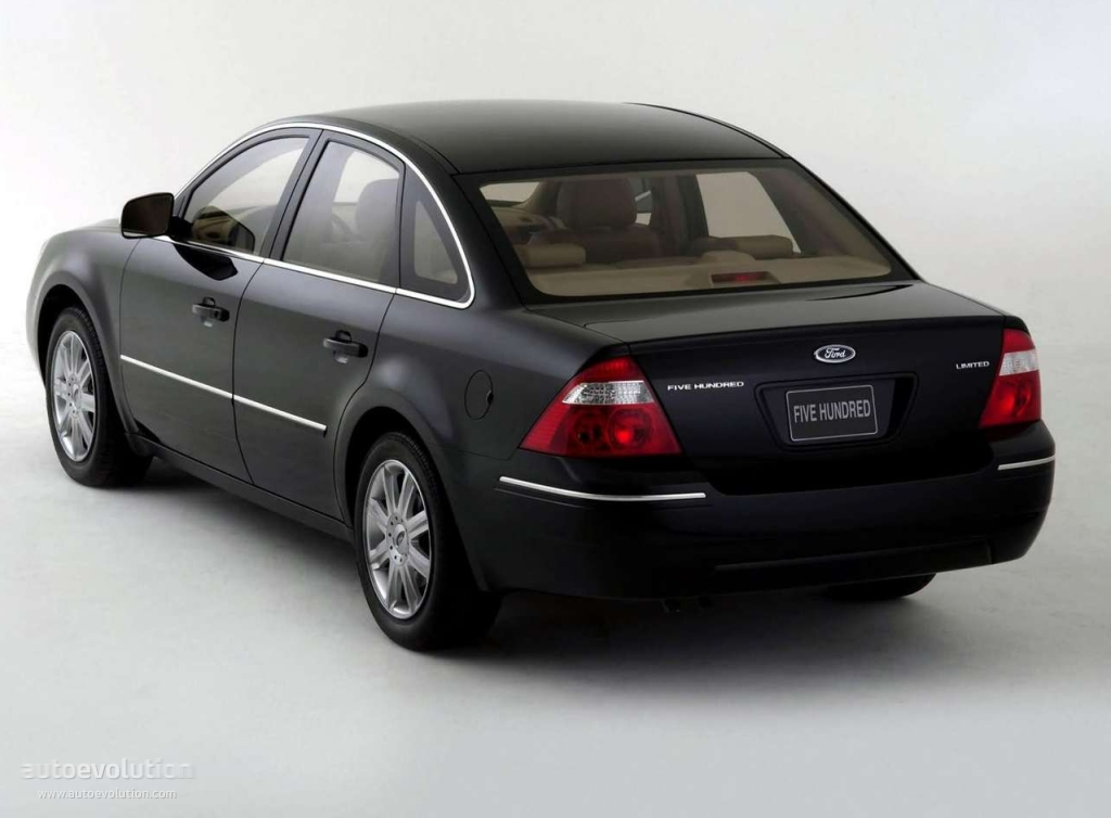 Ford Five Hundred #13