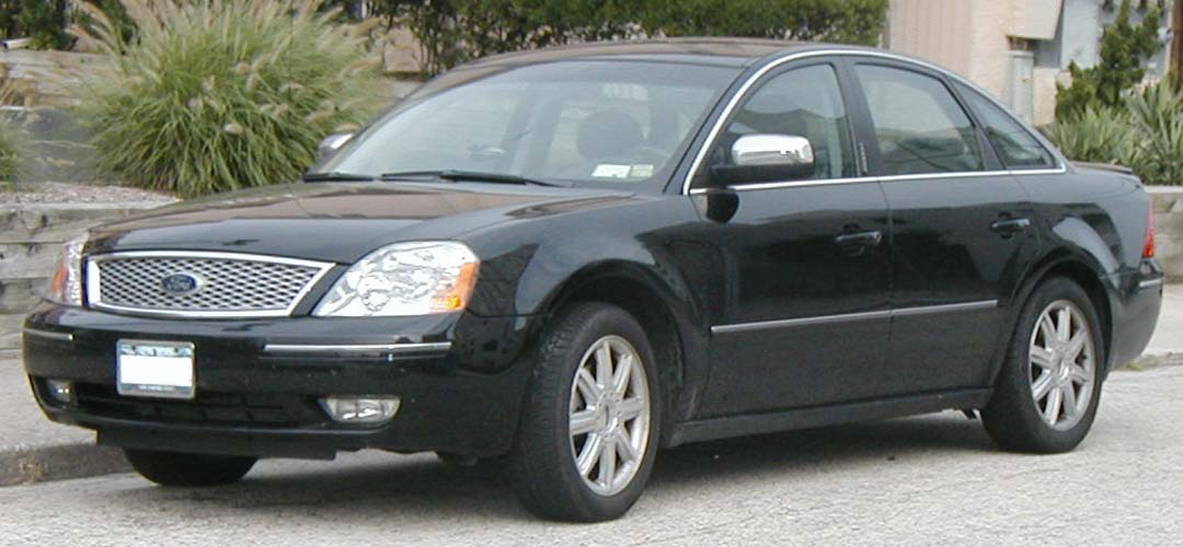 Ford Five Hundred #18