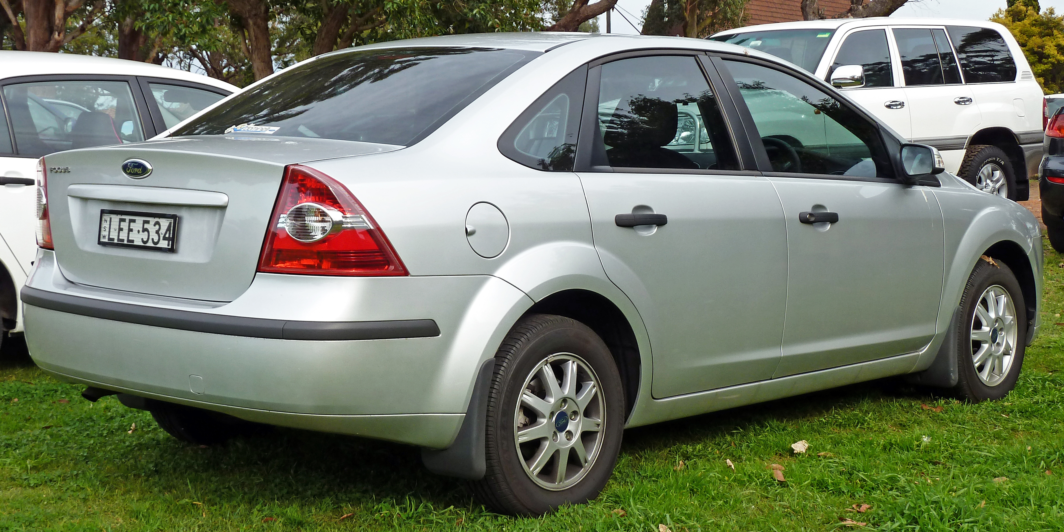 2007 ford focus image 21