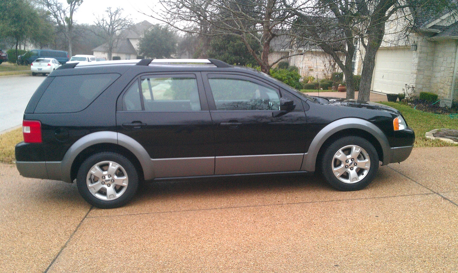 2007 ford freestyle image 19