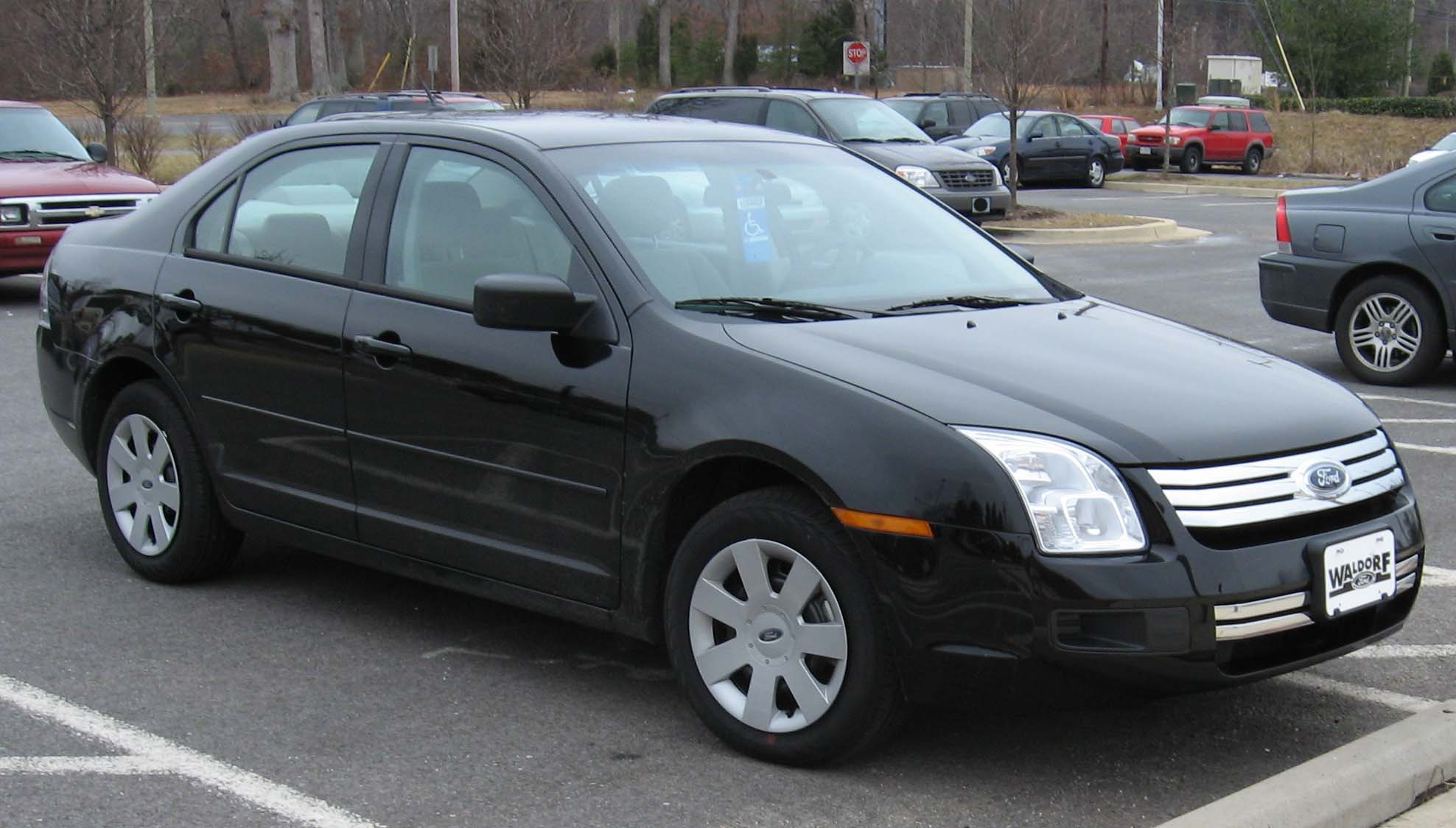 2007 ford fusion image 21