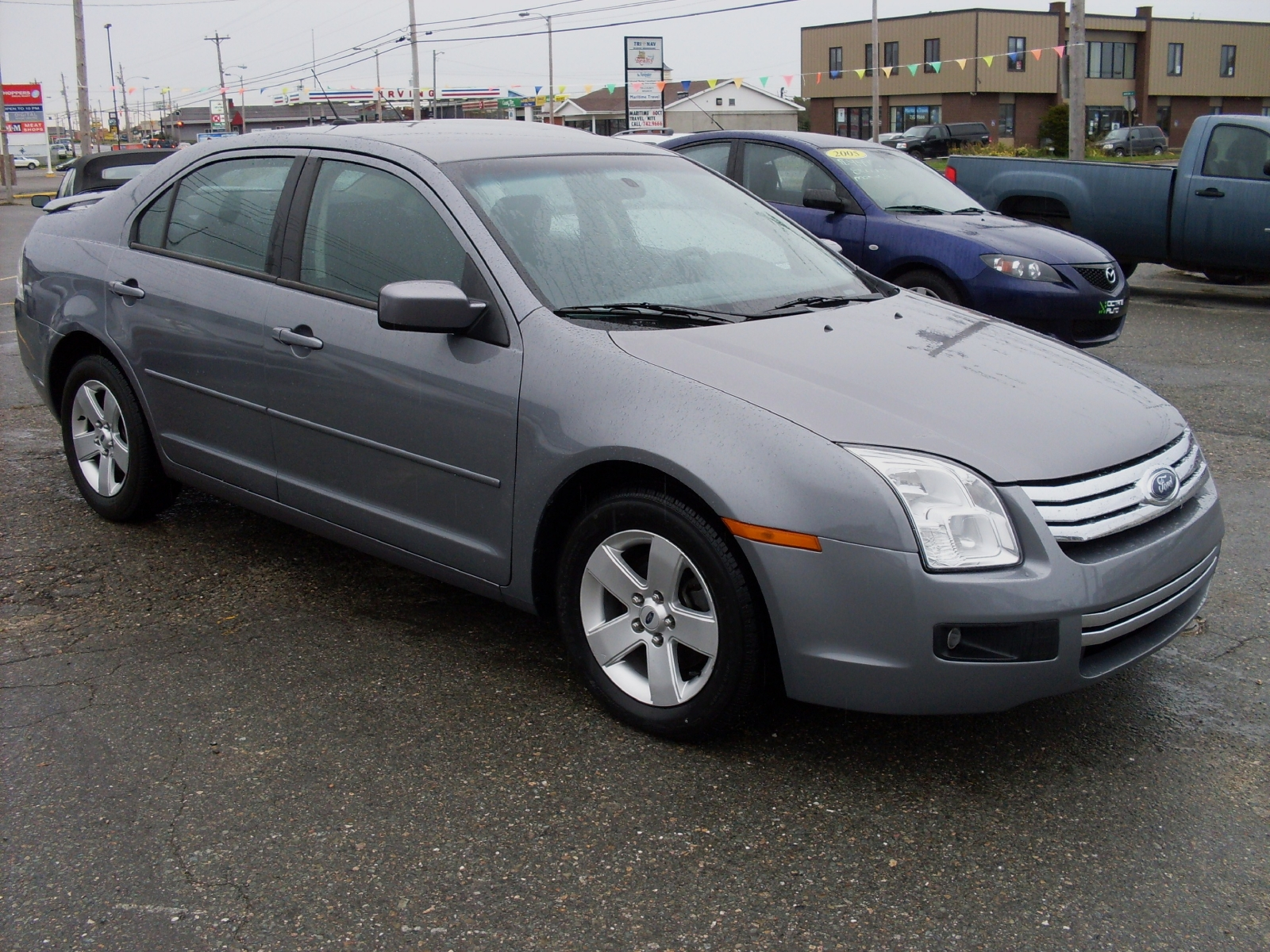 2007 ford fusion image 10