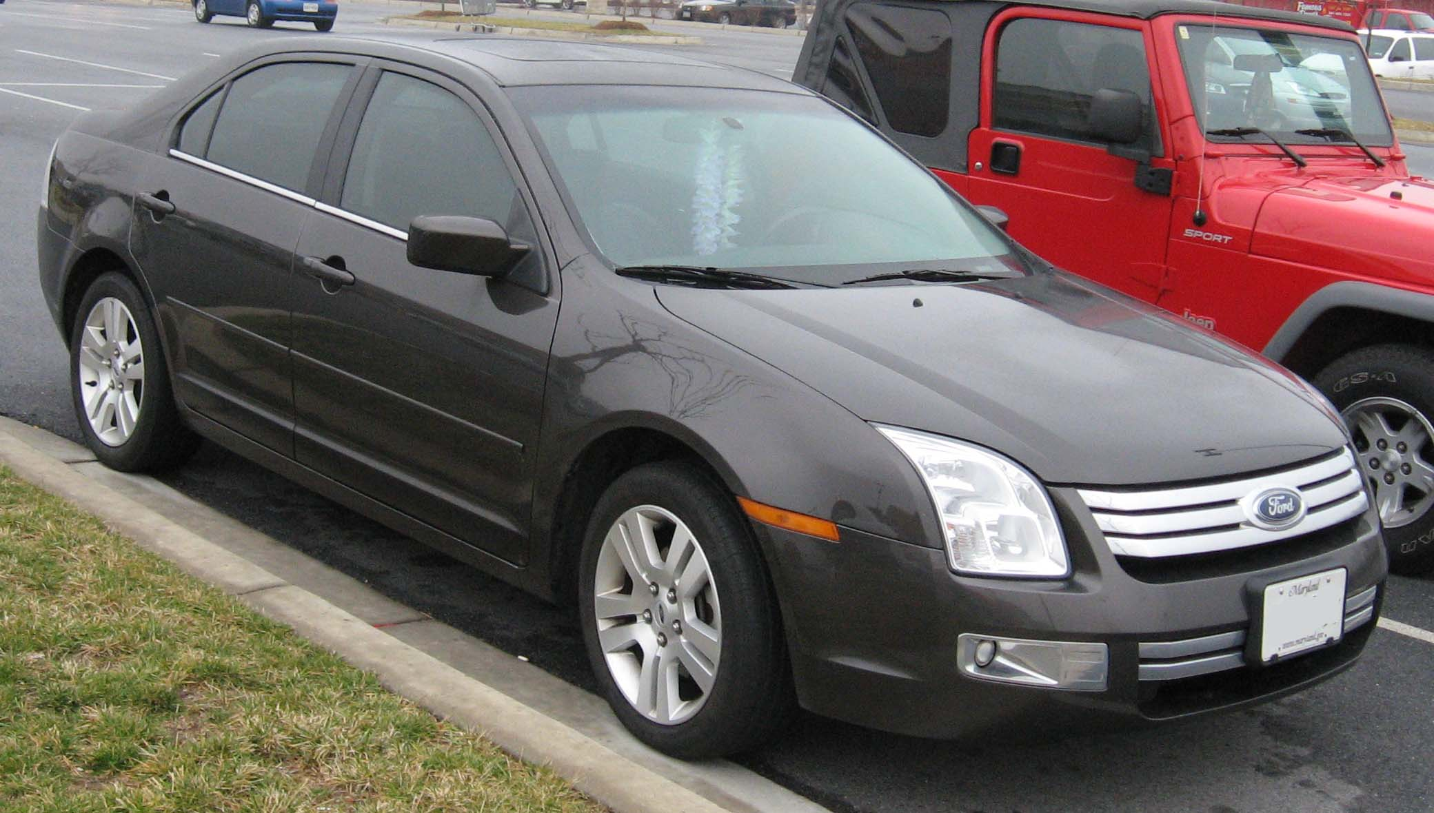 2007 ford fusion image 18