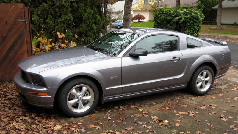 2007 Mustang >> 2007 FORD MUSTANG - Image #18