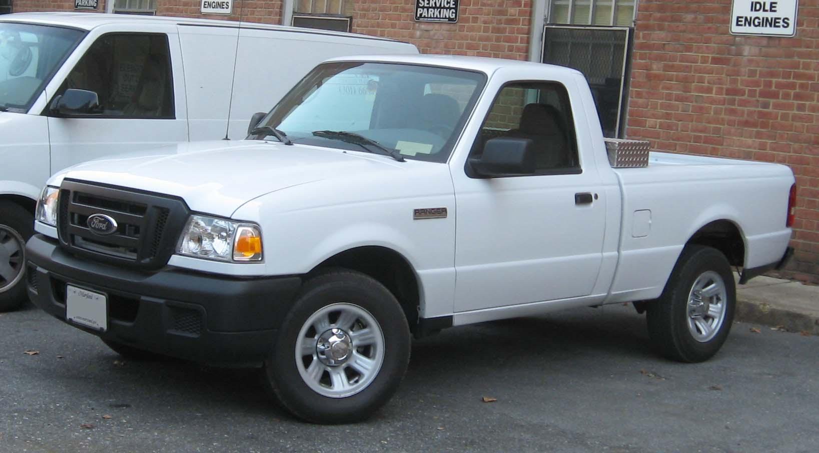 2007 ford ranger image 14