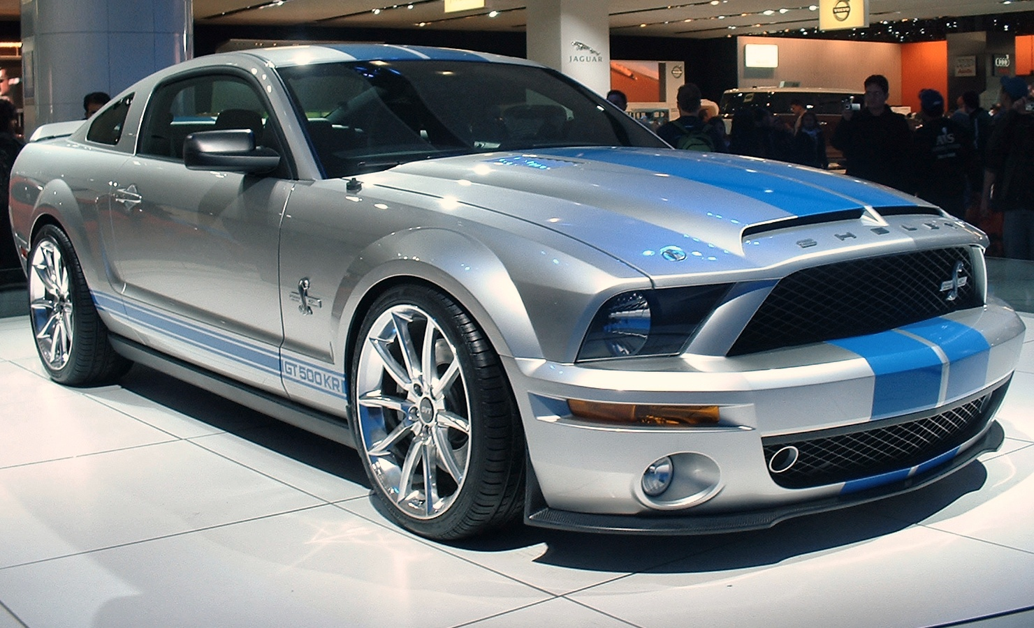 Ford Shelby GT500 #11