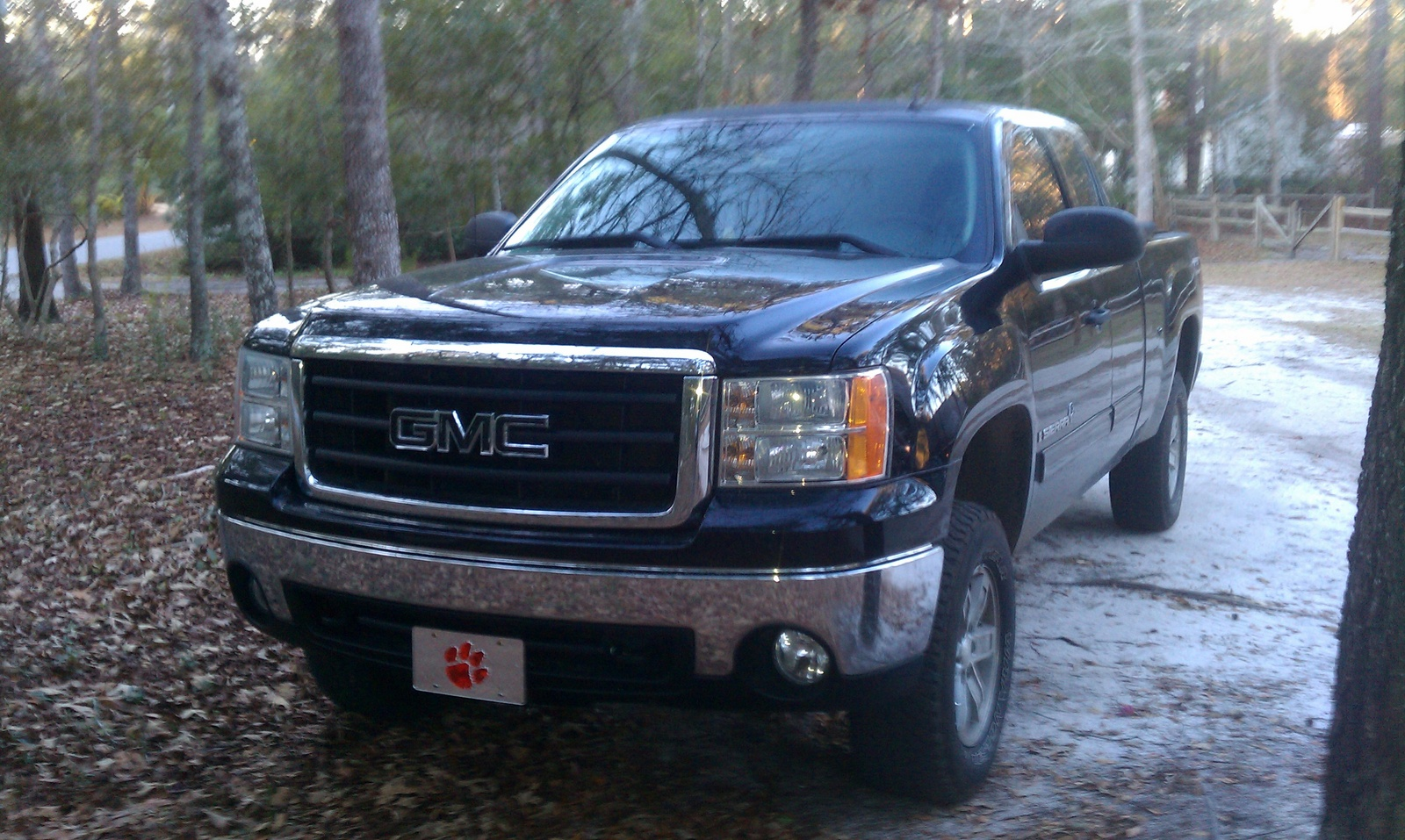 Asheville Buick Accessories >> Gmc Sierra Zombie Truck | Autos Post