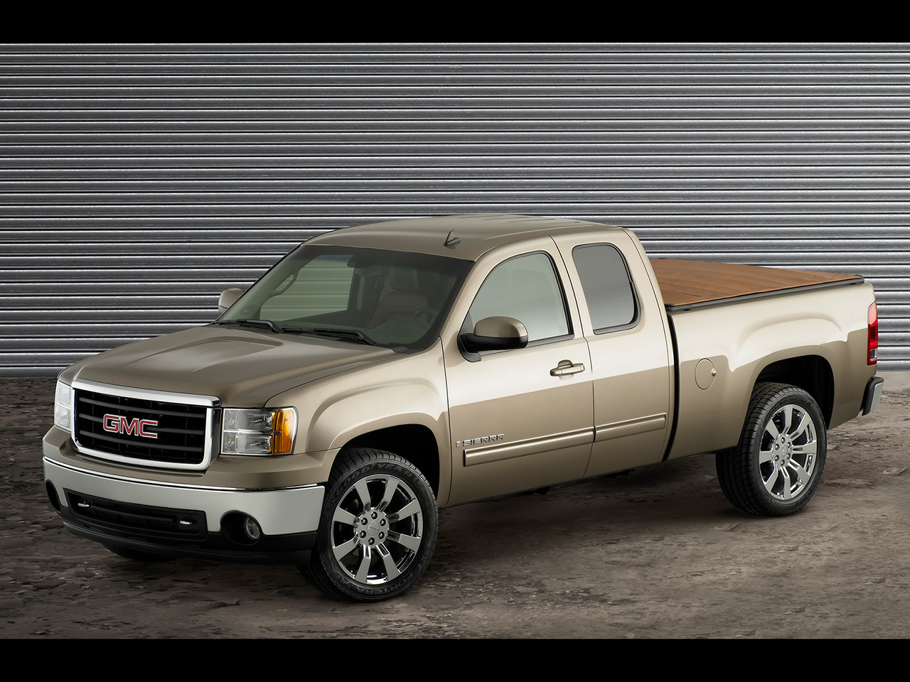 2007 Gmc Sierra 1500 Information And Photos Zombiedrive