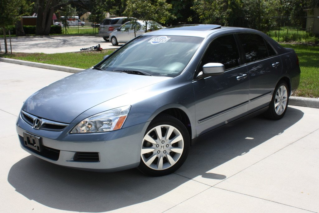 2007 Honda Accord 17