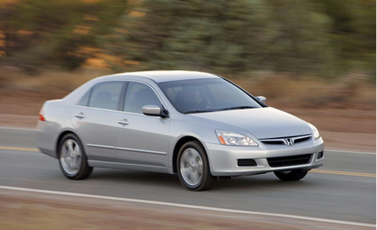 2007 Honda Accord Fuel Economy Best Description About