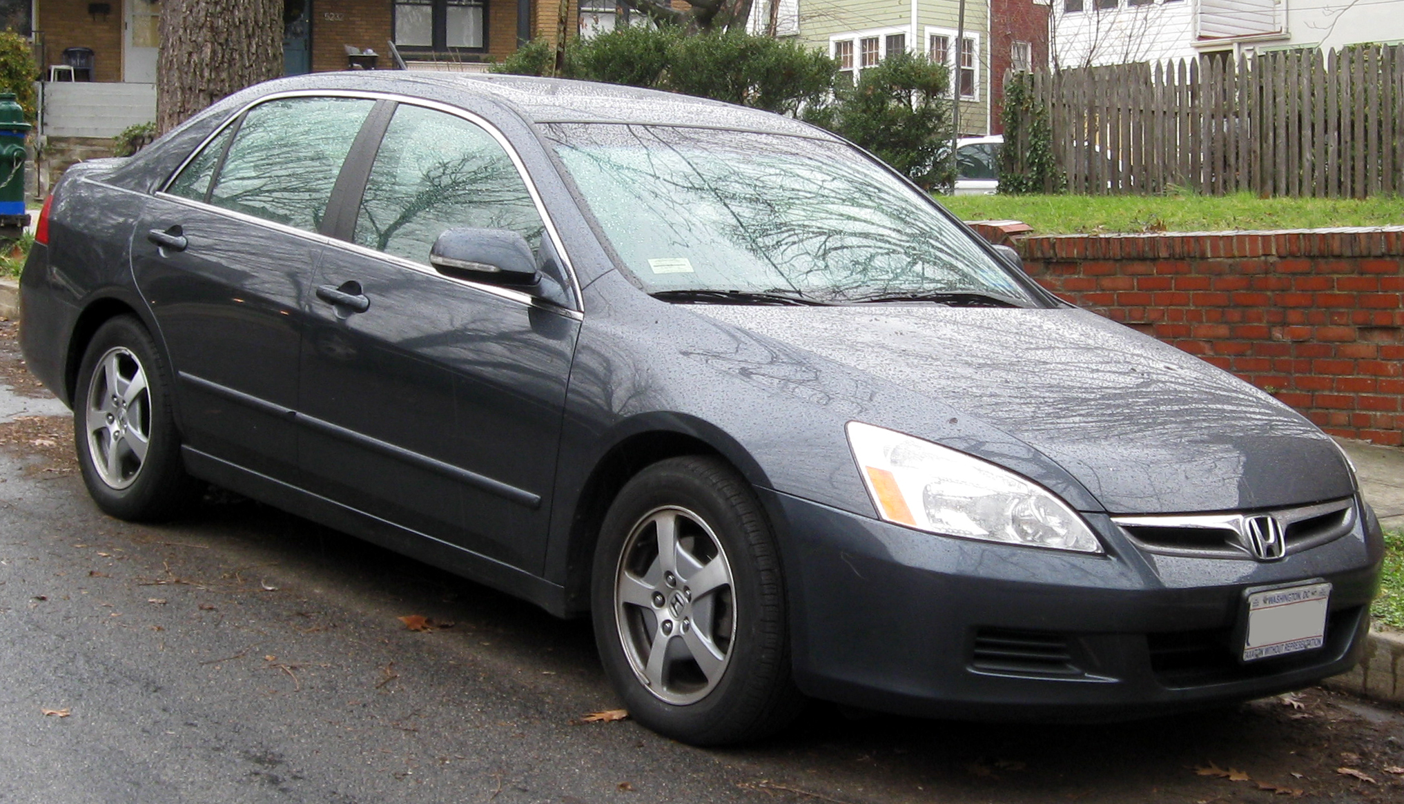 2007 honda accord 15 honda accord 15