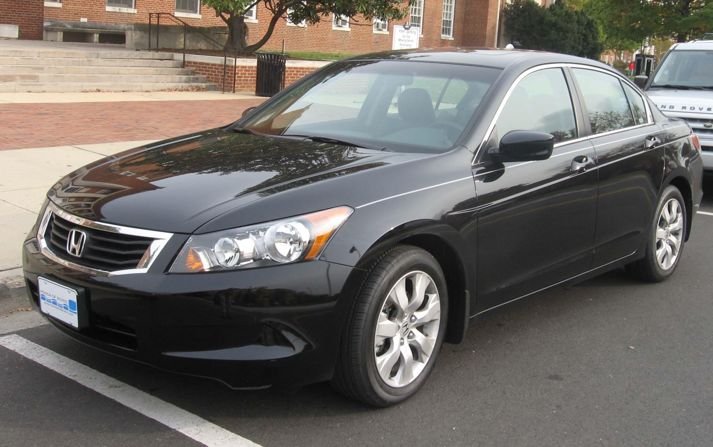2007 Honda Accord Image 11