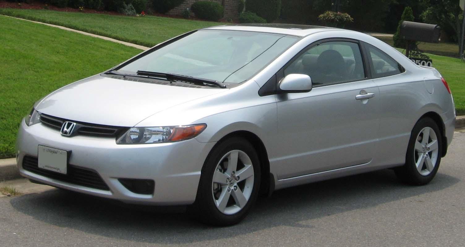 2007 Honda Civic Information And Photos Zombiedrive Town Car Fuse Diagram 18